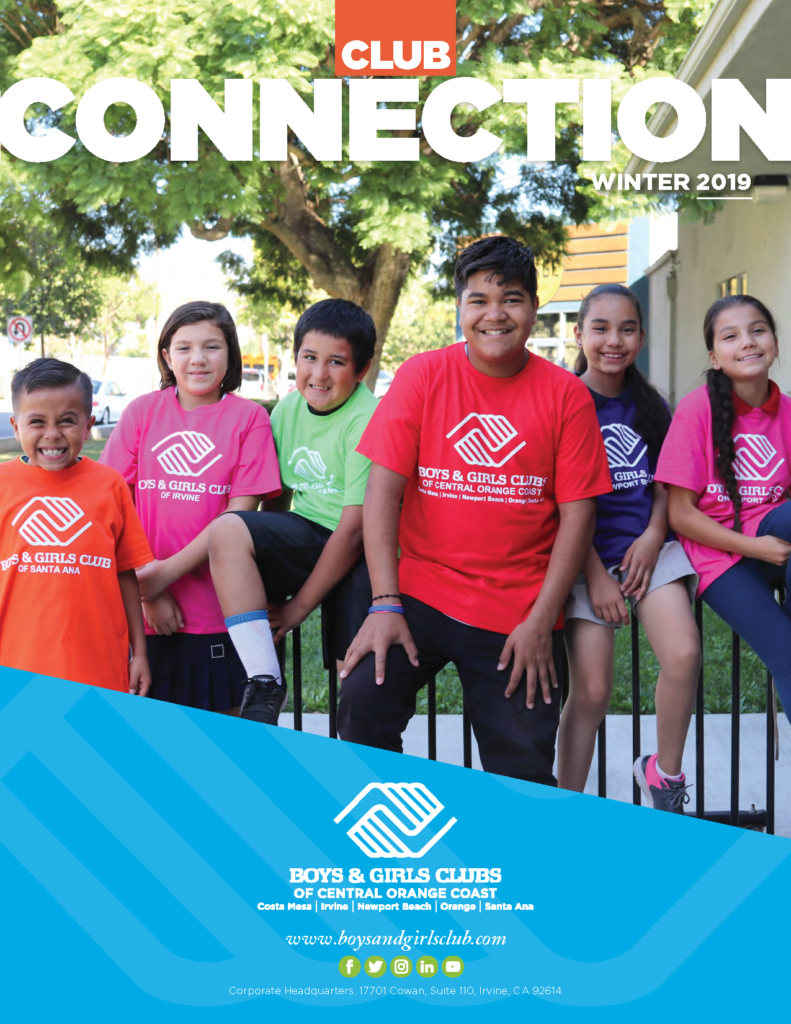 cover Club Connection Winter 2019