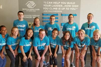 KPMG Volunteers